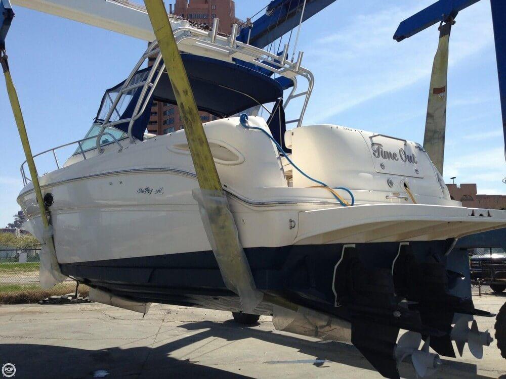 Sea Ray 290 Amberjack 2001 Sea Ray 290 Amberjack for sale in Hampton, VA