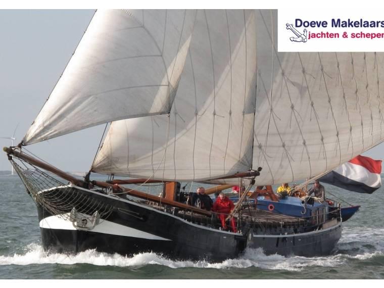 Sail charterclipper, 36 pax