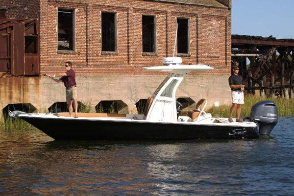 Scout Boats 251 XS Manufacturer Provided Image
