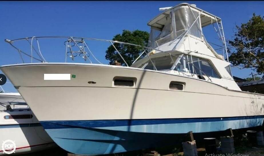 Chris-Craft 35 Commander 1970 Chris-Craft 35 Commander for sale in Far Rockaway, NY