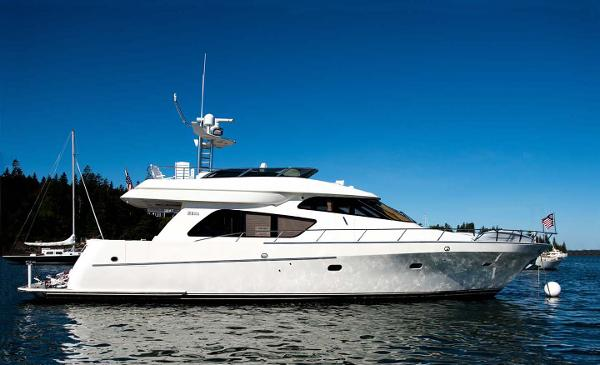 Mckinna 58 Pilothouse MIGHT AS WELL