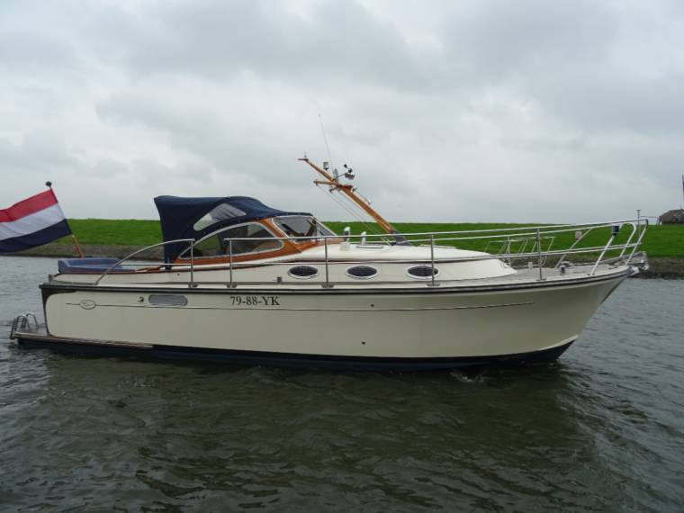 Interboat INTERCRUISER 34