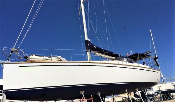 Custom Wooden Sail 13m