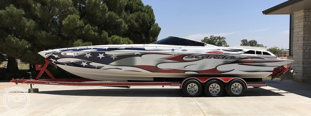 Scarab Thunder 31 1992 Wellcraft 31 for sale in Midland, TX