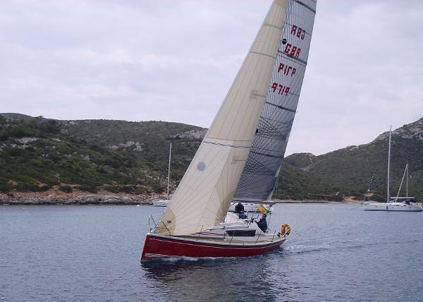Dehler 33 competition Dehler 33 competition for sale