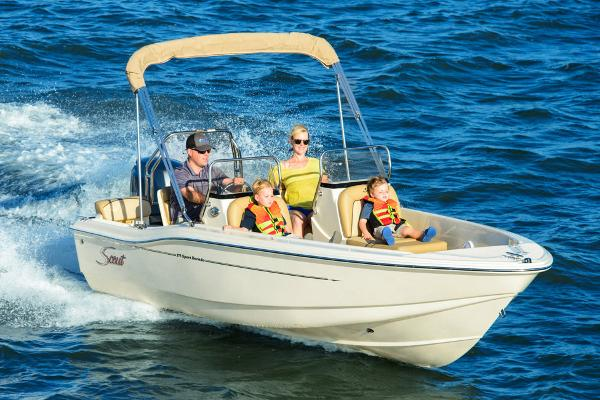 Scout 175 Sport Dorado Manufacturer Provided Image