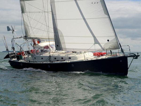 Custom TOCADE 50 AYC Yachtbrokers - TOCADE 50