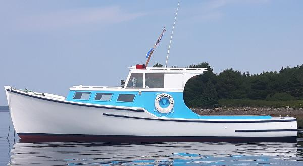 Cape Cruiser 30' Custom