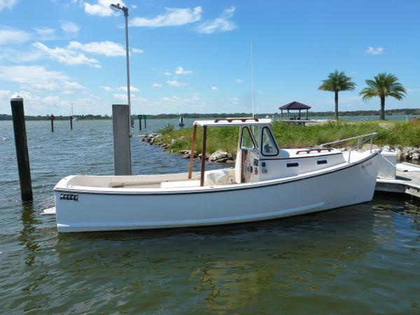 Atlas Boat Works 21 Pompano