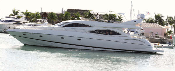 Sunseeker Manhattan Port Profile