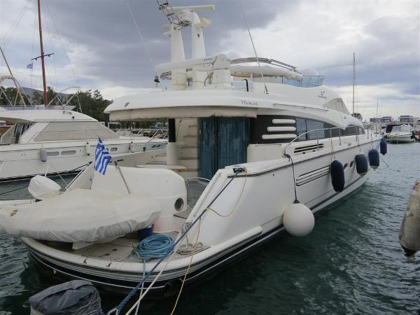 Fairline Squadron 62 Fairline Squadron 62 - Luxury Motor Yacht