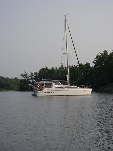 Gemini Catamaran Legacy 35
