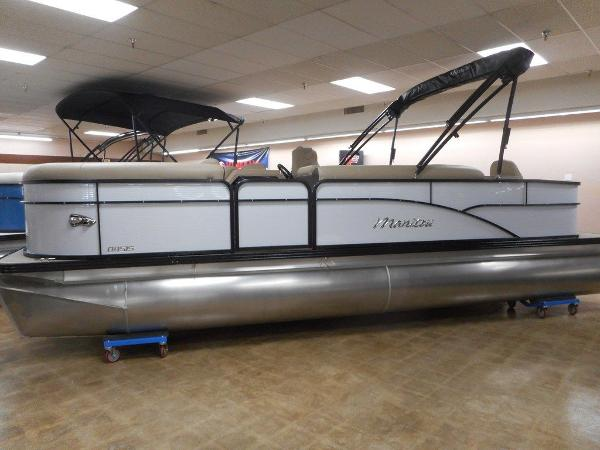 Manitou Oasis Angler 22 Full Front