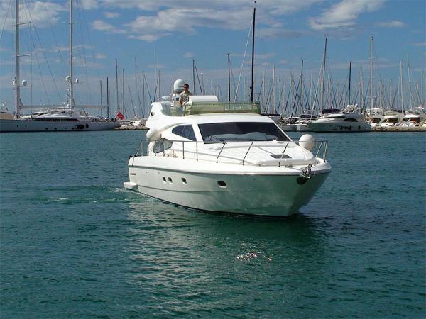Ferretti 480 Ferretti 480  - Flybridge Motor Yacht
