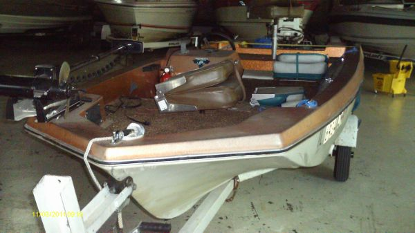 Terry Bass Boat