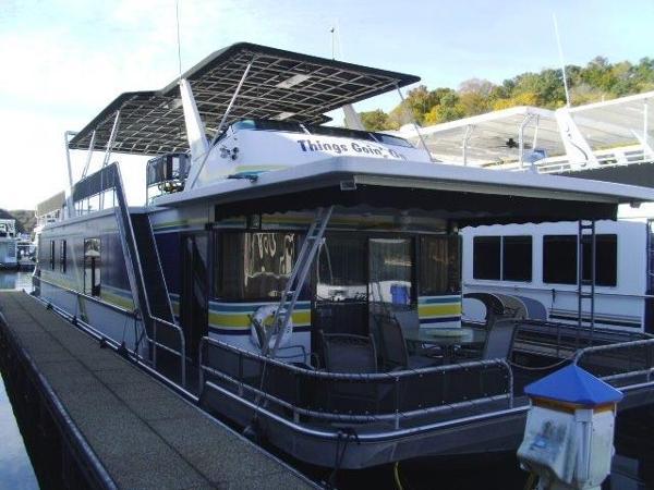 Sumerset 16 x 75 Houseboat