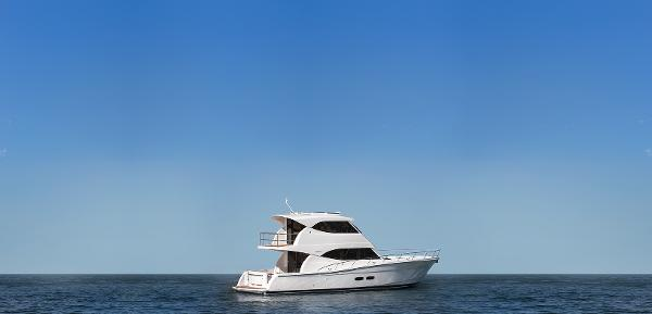 Maritimo M50 Side View