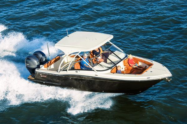 Scout 255 Dorado Manufacturer Provided Image