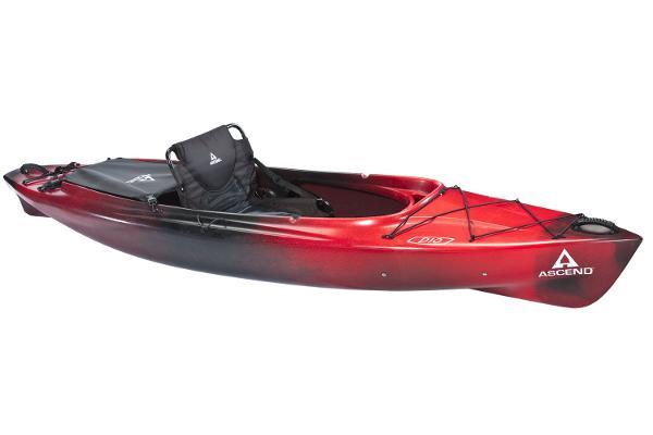 Ascend D10 Sit-In (Red/Black)