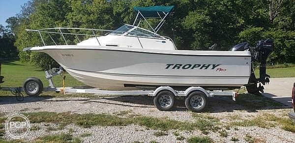 Trophy Pro 2102 2008 Trophy Pro 2102 for sale in Lynnville, TN