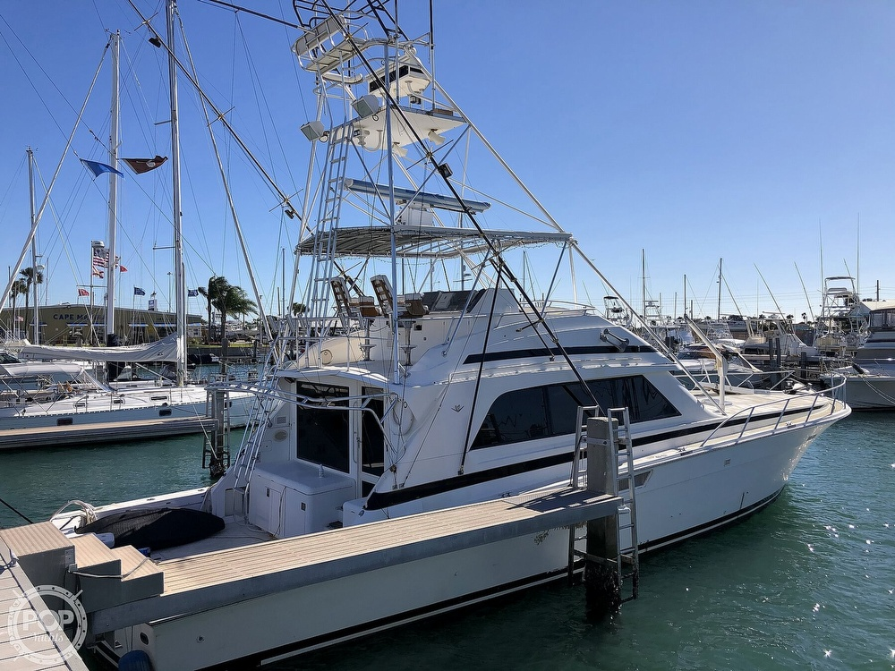 Bertram 60 Convertible 1991 Bertram 60 Convertible for sale in Port Canaveral, FL
