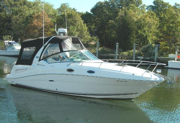 Sea Ray 260 Sundancer