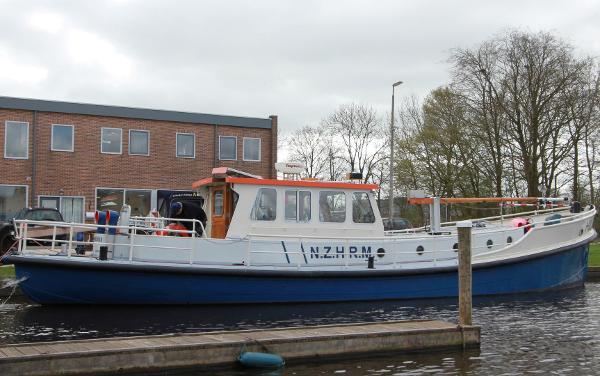 Antique ex-Reddingboot