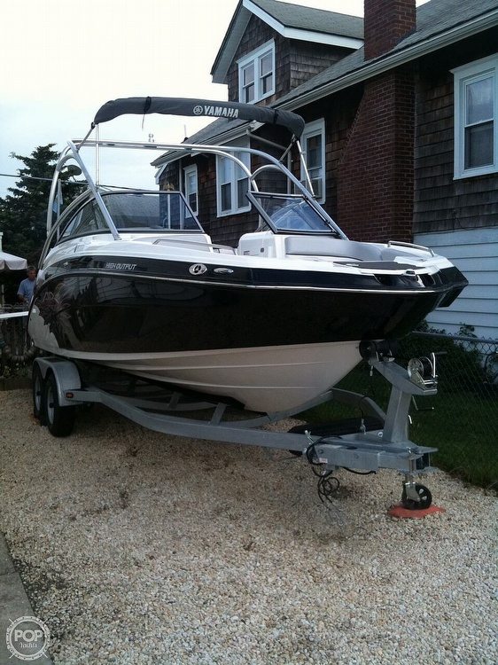 Yamaha Boats AR 240 H.O. 2010 Yamaha AR 240 for sale in Seaside Park, NJ