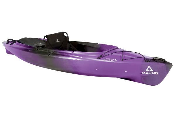Ascend D10 Sit-In (Purple/Black)
