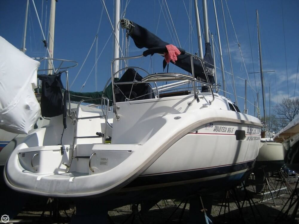 Hunter 29.5 1995 Hunter 29.5 SL for sale in Oyster Bay Center Island, NY