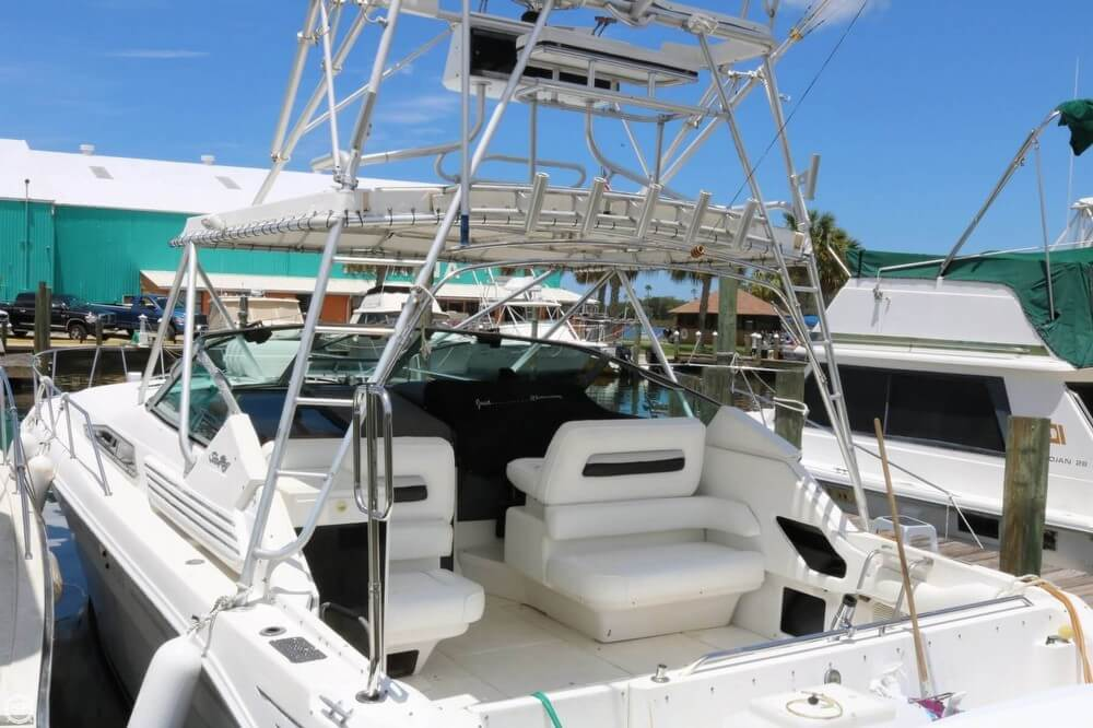 Sea Ray 400 Express Cruiser 1992 Sea Ray 400 Express Cruiser for sale in Fleming, FL