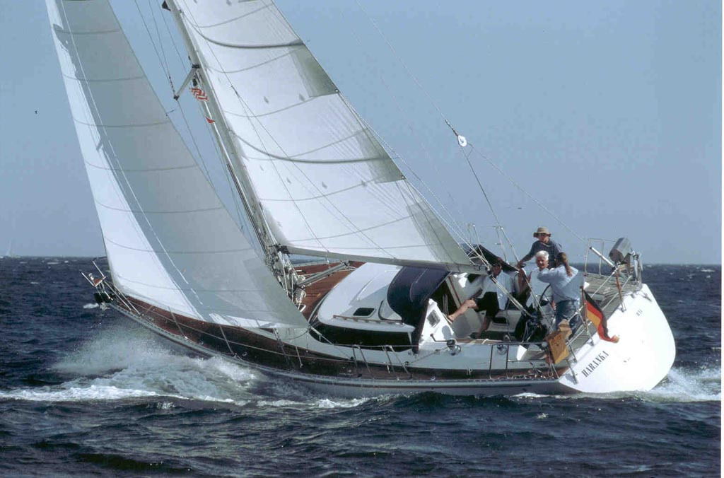 Boatyard Slotta 38 CCS