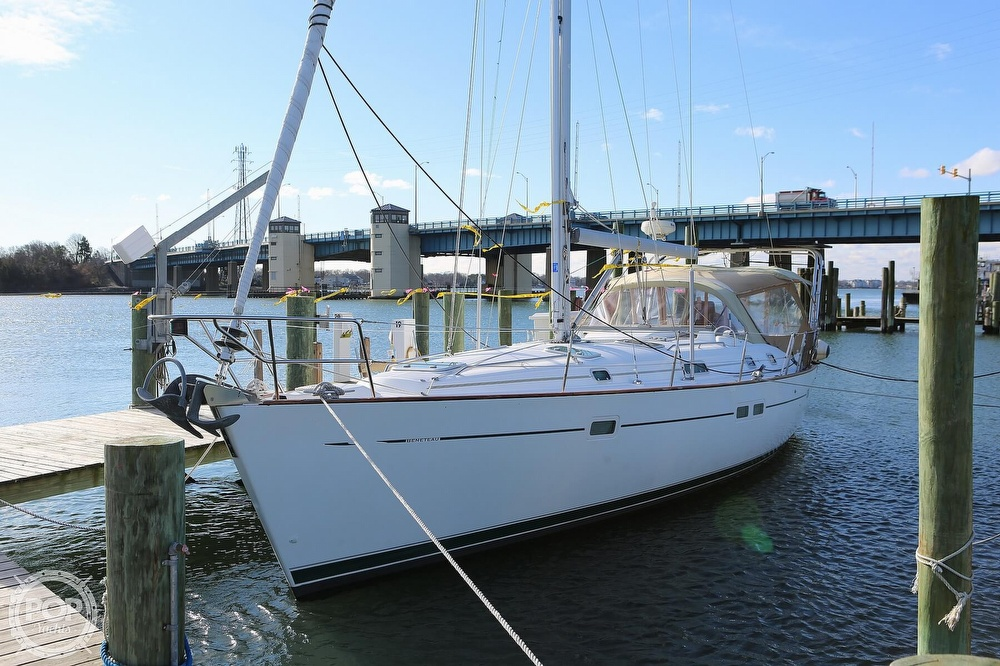 Beneteau 411 Oceanis Double Cabin 2001 Beneteau 411 Oceanis Double Cabin for sale in Brielle, NJ