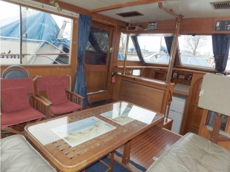 Beneteau PT 38 Sundeck Trawler
