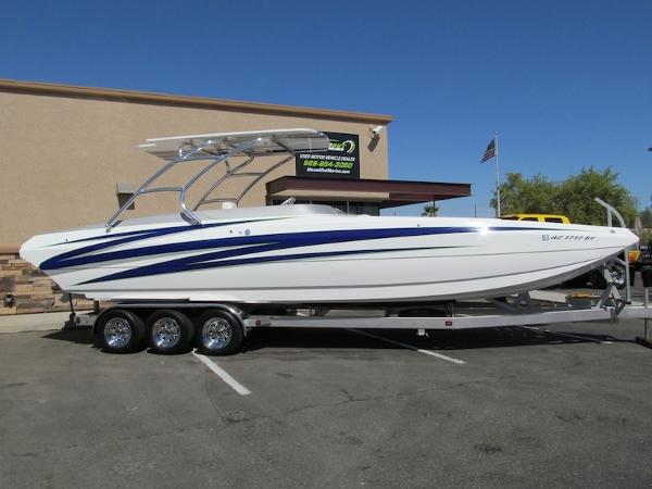 Howard Custom Boats Sportdeck