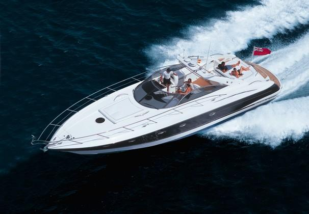 Sunseeker Camargue 50 Manufacturer Provided Image: Camargue 50