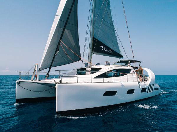 Xquisite Yachts X5 PLUS Manufacturer Provided Image