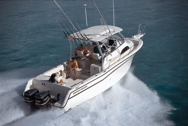 Grady-White Marlin 300 Manufacturer Provided Image: Marlin 300