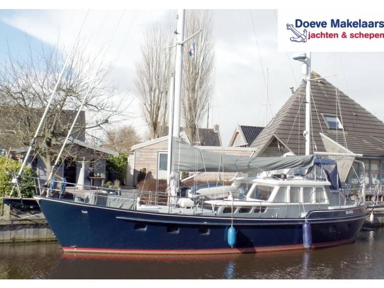 Linssen Yachts Kompier Cutter 49 AC