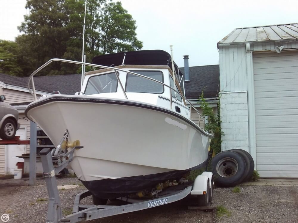 Steiger Craft Block Island 23 1989 Steiger Craft Block Island 23 for sale in Coram, NY