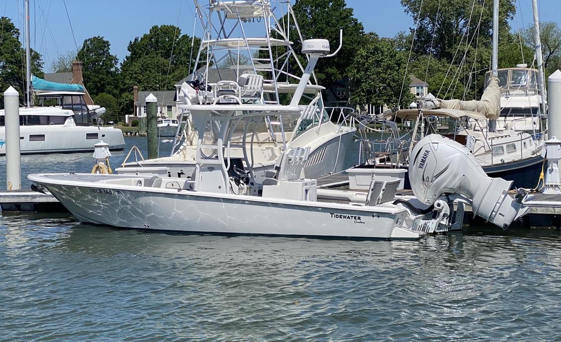 Tidewater 2700 Carolina Bay Tiger Tail 2019 Tidewater 2700 Carolina Bay