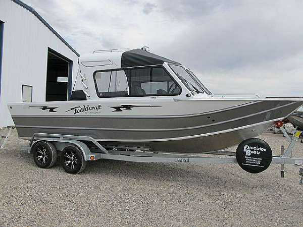 Weldcraft Marine 220 Maverick DV