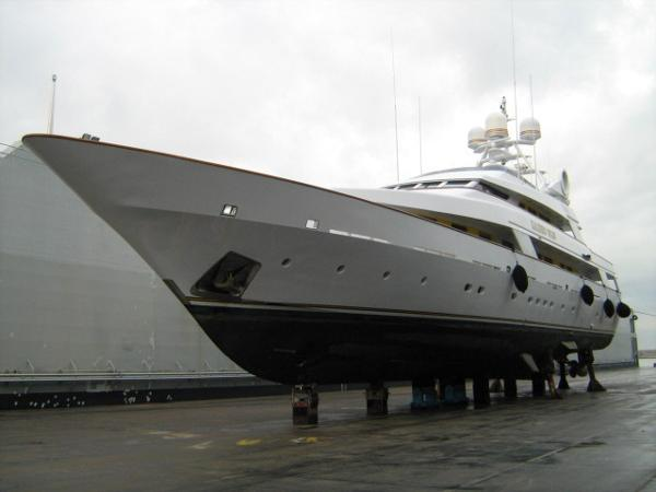 Benetti 46m Displacement