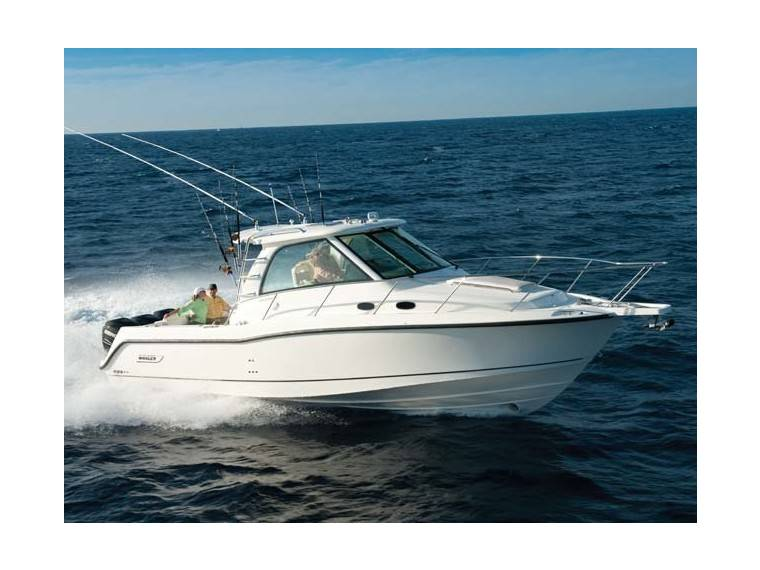 Boston Whaler BOSTON WHALER 345 CONQUEST