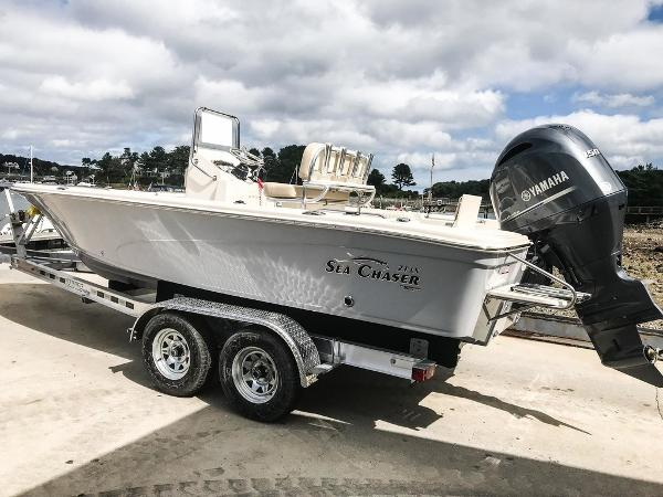 Sea Chaser 21 LX
