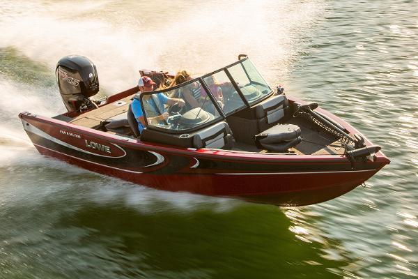 Lowe Fish & Ski FS1800