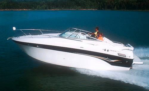 Crownline 262 CR Manufacturer Provided Image: 262 CR