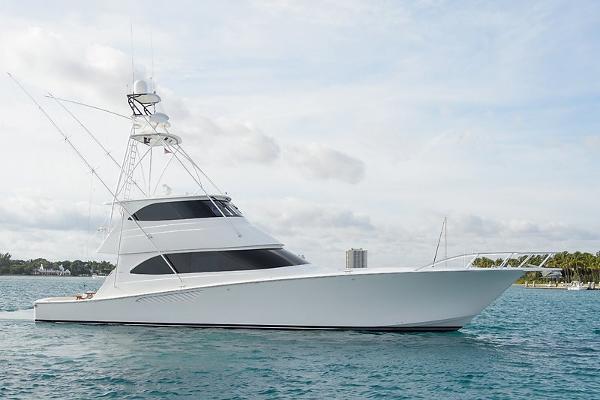 Viking Yachts Enclosed 70' 2014 Enclosed