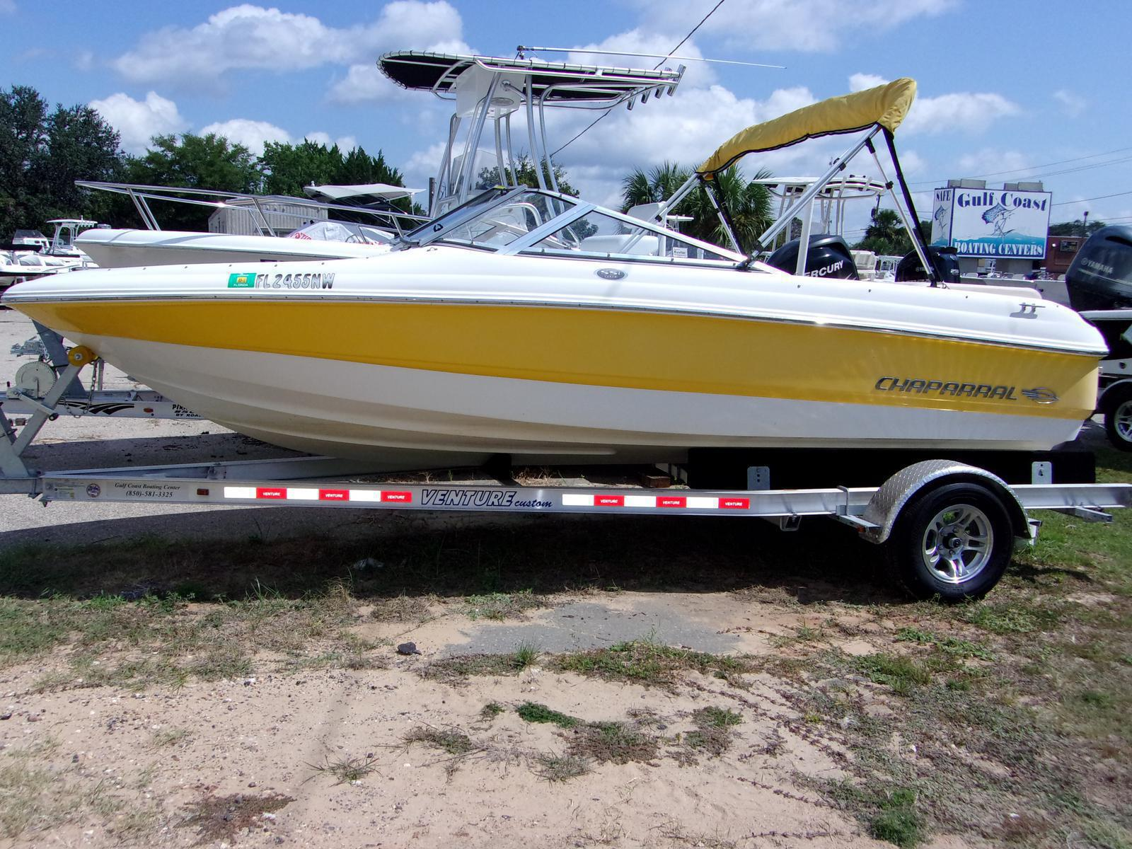 Chaparral 180 SSi