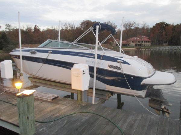 Crownline 270 BR Port View
